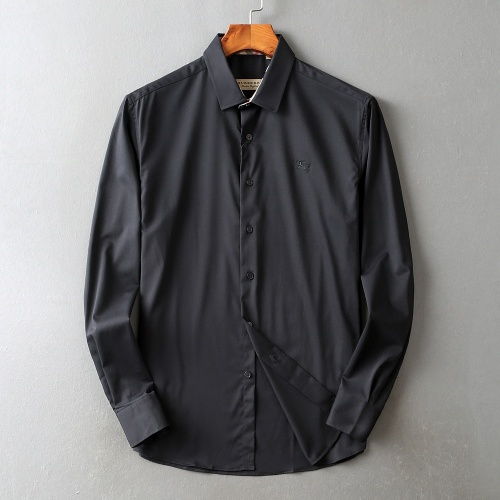 Burberry Shirts Long Sleeved For Men #842555
