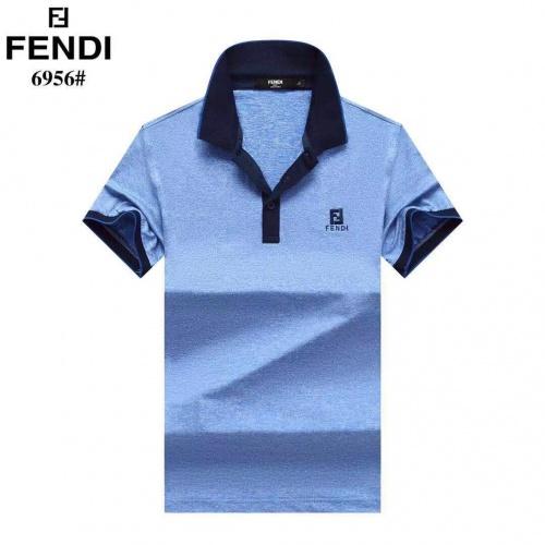 Fendi T-Shirts Short Sleeved For Men #842657