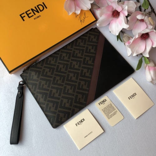 Fendi AAA Quality Wallet For Unisex #842659