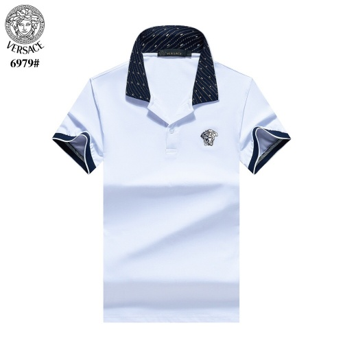 Versace T-Shirts Short Sleeved For Men #842660