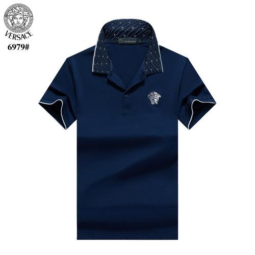 Versace T-Shirts Short Sleeved For Men #842661