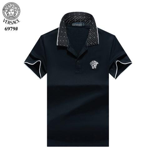 Versace T-Shirts Short Sleeved For Men #842663