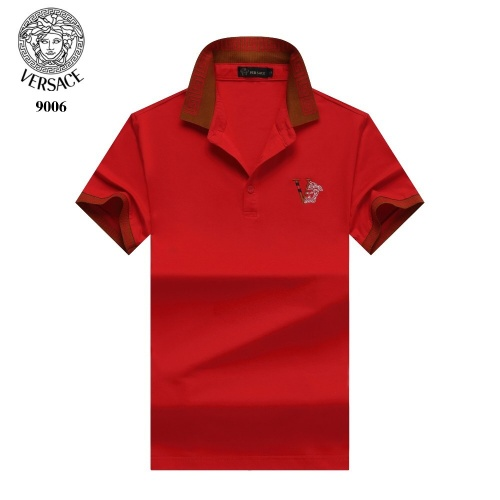 Versace T-Shirts Short Sleeved For Men #842668