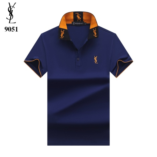 Yves Saint Laurent YSL T-shirts Short Sleeved For Men #842696