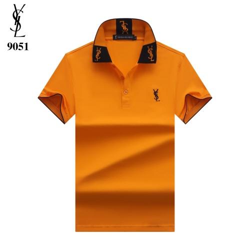 Yves Saint Laurent YSL T-shirts Short Sleeved For Men #842697