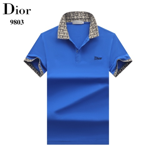 Christian Dior T-Shirts Short Sleeved For Men #842705