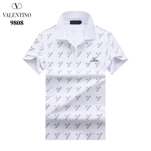 Valentino T-Shirts Short Sleeved For Men #842711 $27.00 USD, Wholesale Replica Valentino T-Shirts