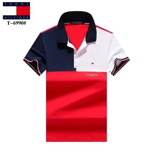 Tommy Hilfiger TH T-Shirts Short Sleeved For Men #842729