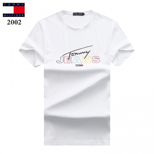 Tommy Hilfiger TH T-Shirts Short Sleeved For Men #842775