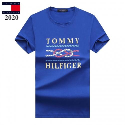 Tommy Hilfiger TH T-Shirts Short Sleeved For Men #842784