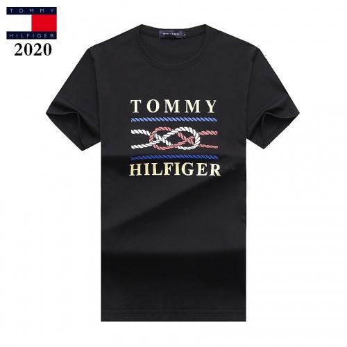 Tommy Hilfiger TH T-Shirts Short Sleeved For Men #842786
