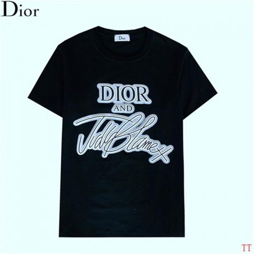 Christian Dior T-Shirts Short Sleeved For Men #842909