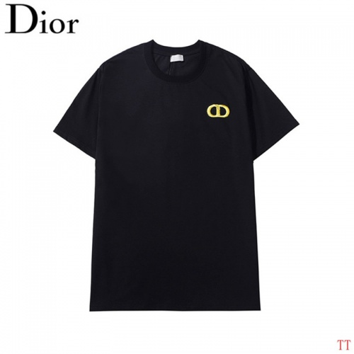 Christian Dior T-Shirts Short Sleeved For Men #842918