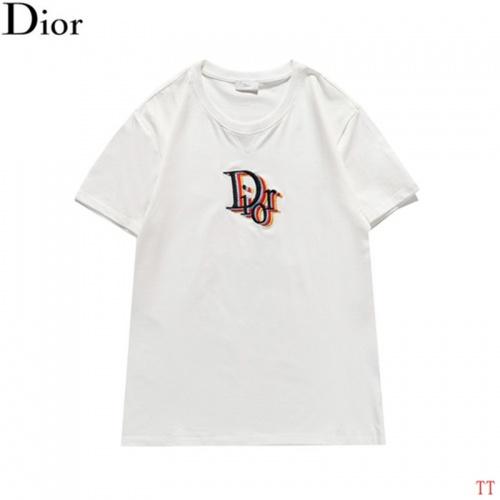 Christian Dior T-Shirts Short Sleeved For Men #842920