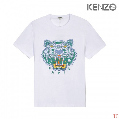 Kenzo T-Shirts Short Sleeved For Men #842965