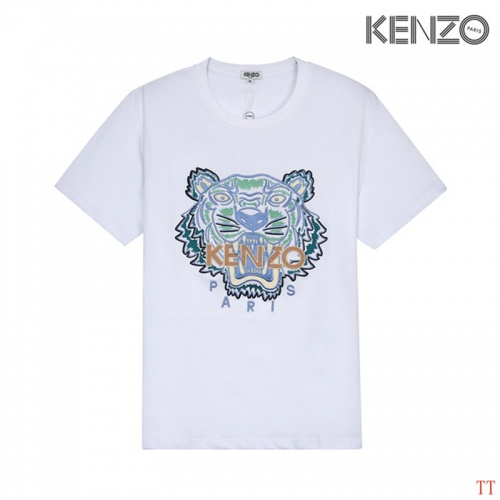 Kenzo T-Shirts Short Sleeved For Men #842975