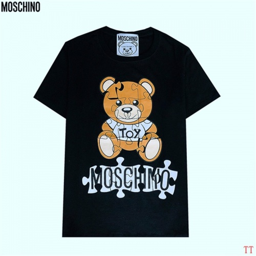 Moschino T-Shirts Short Sleeved For Men #842998