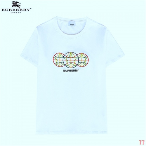 Burberry T-Shirts Short Sleeved For Men #843002