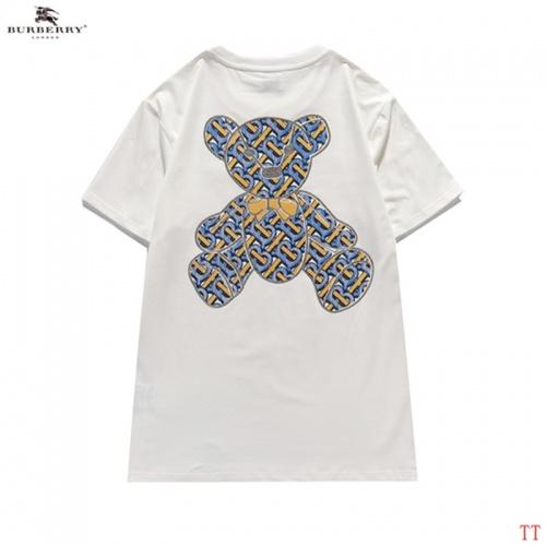Burberry T-Shirts Short Sleeved For Men #843003
