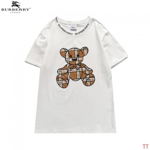 Burberry T-Shirts Short Sleeved For Men #843006