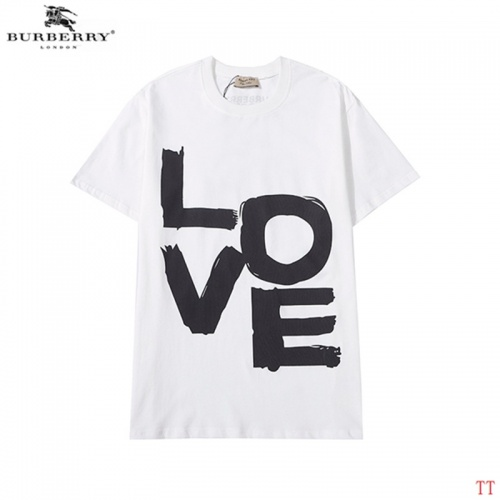 Burberry T-Shirts Short Sleeved For Men #843010