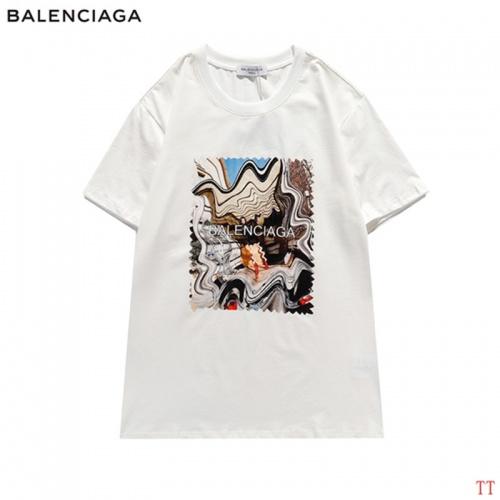 Balenciaga T-Shirts Short Sleeved For Men #843018