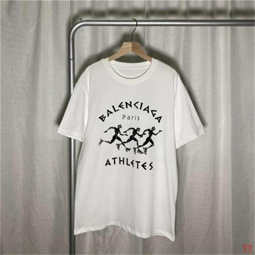 Balenciaga T-Shirts Short Sleeved For Men #843019