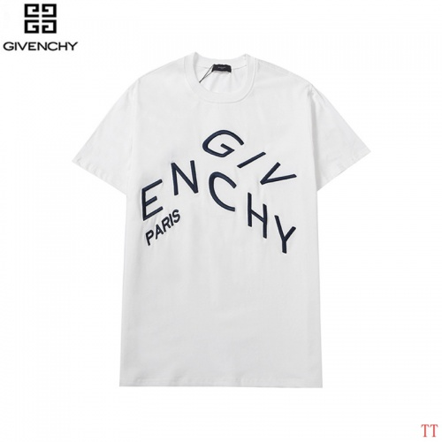 Givenchy T-Shirts Short Sleeved For Men #843023
