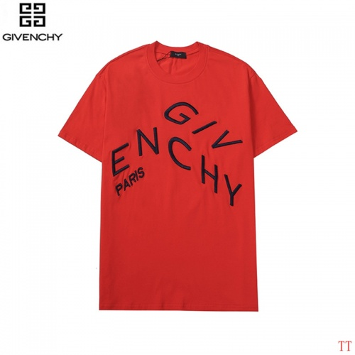 Givenchy T-Shirts Short Sleeved For Men #843024