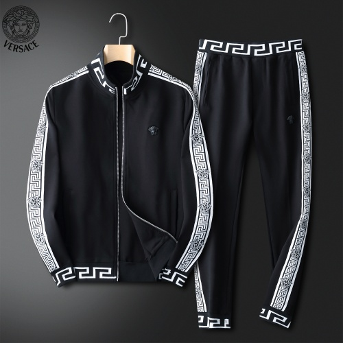 Versace Tracksuits Long Sleeved For Unisex #843027