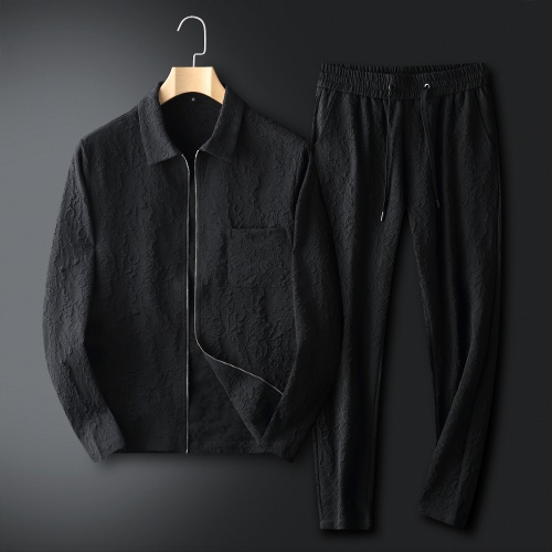 Armani Tracksuits Long Sleeved For Unisex #843034