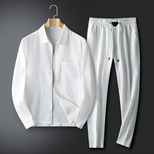 Armani Tracksuits Long Sleeved For Unisex #843035