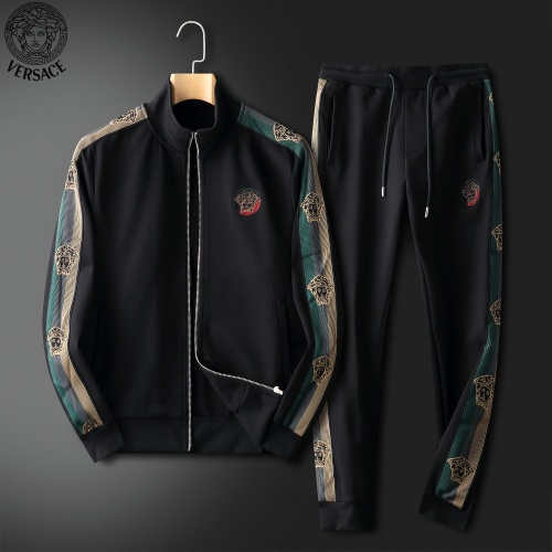 Versace Tracksuits Long Sleeved For Unisex #843036