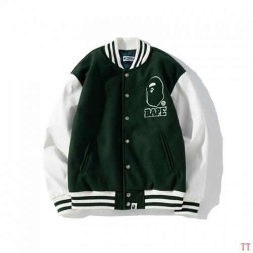 Bape Jackets Long Sleeved For Men #843045