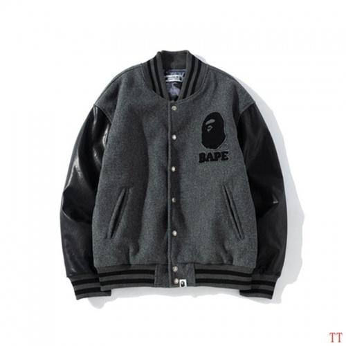 Bape Jackets Long Sleeved For Men #843046