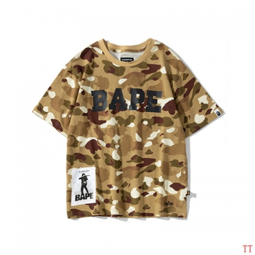 Bape T-Shirts Short Sleeved For Men #843049