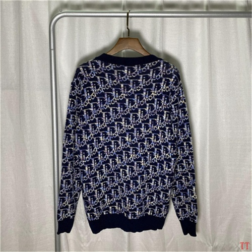 Christian Dior Sweaters Long Sleeved For Men #843051