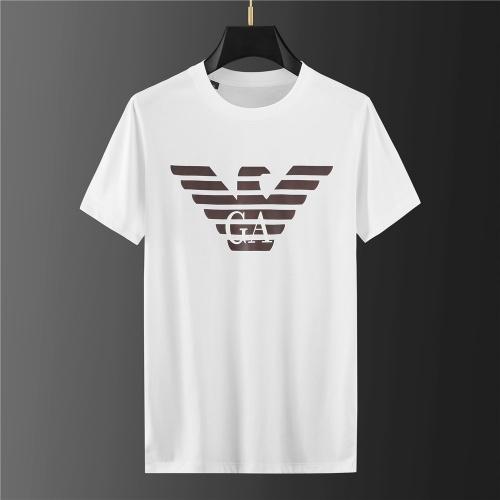 Armani T-Shirts Short Sleeved For Men #843100