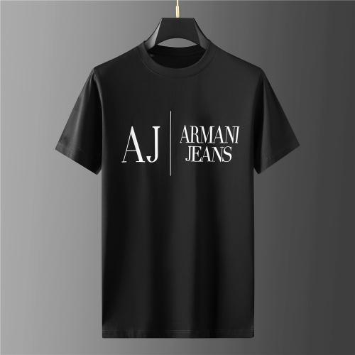 Armani T-Shirts Short Sleeved For Men #843127