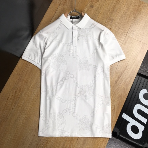 Versace T-Shirts Short Sleeved For Men #843170