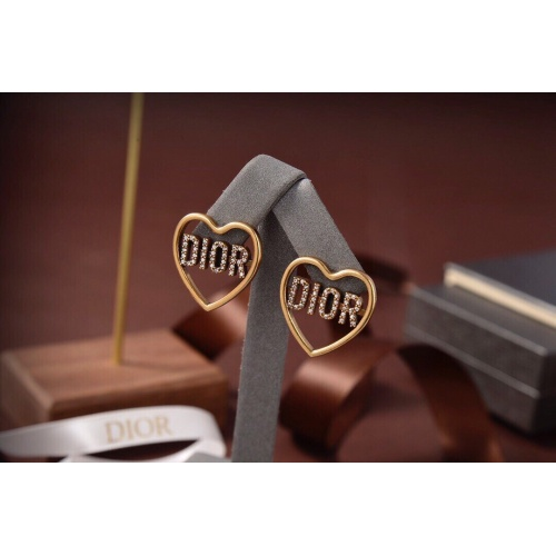 Christian Dior Earrings #843193