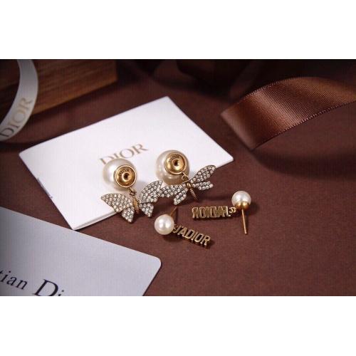 Christian Dior Earrings #843196