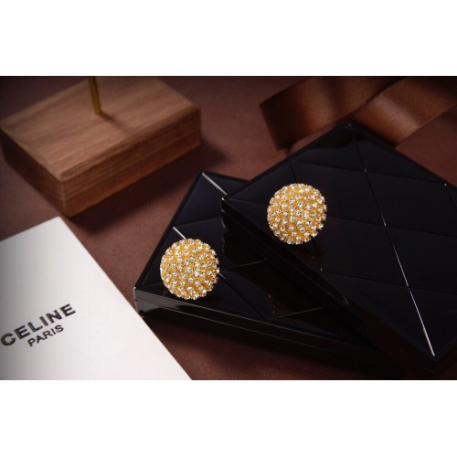 Celine Earrings #843203 $34.00 USD, Wholesale Replica Celine Earrings