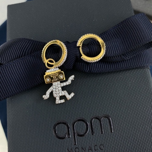 apm Monaco Earrings #843221