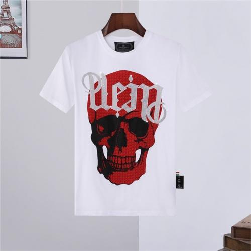 Philipp Plein PP T-Shirts Short Sleeved For Men #843231