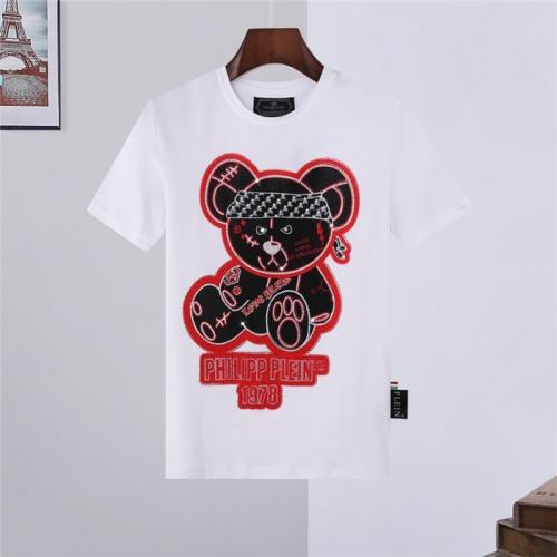 Philipp Plein PP T-Shirts Short Sleeved For Men #843233