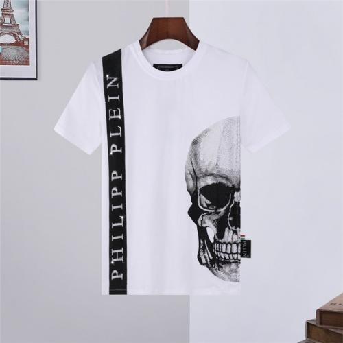 Philipp Plein PP T-Shirts Short Sleeved For Men #843236