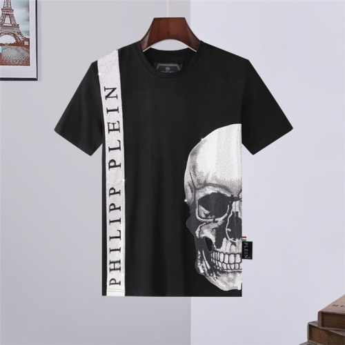 Philipp Plein PP T-Shirts Short Sleeved For Men #843237