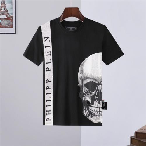 Philipp Plein PP T-Shirts Short Sleeved For Men #843237