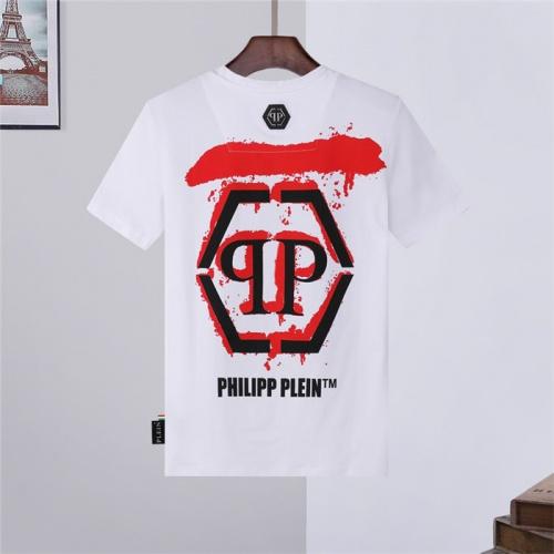 Philipp Plein PP T-Shirts Short Sleeved For Men #843239